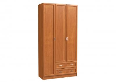 Шкаф 3-х дверный с 2-мя бол.ящиками